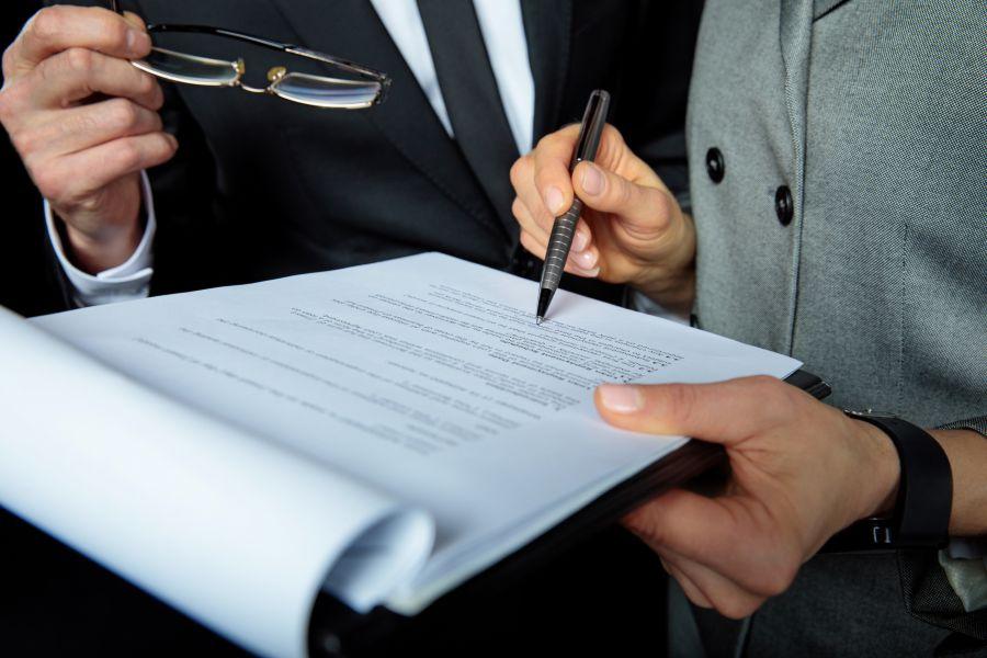 podpisywanie formularza